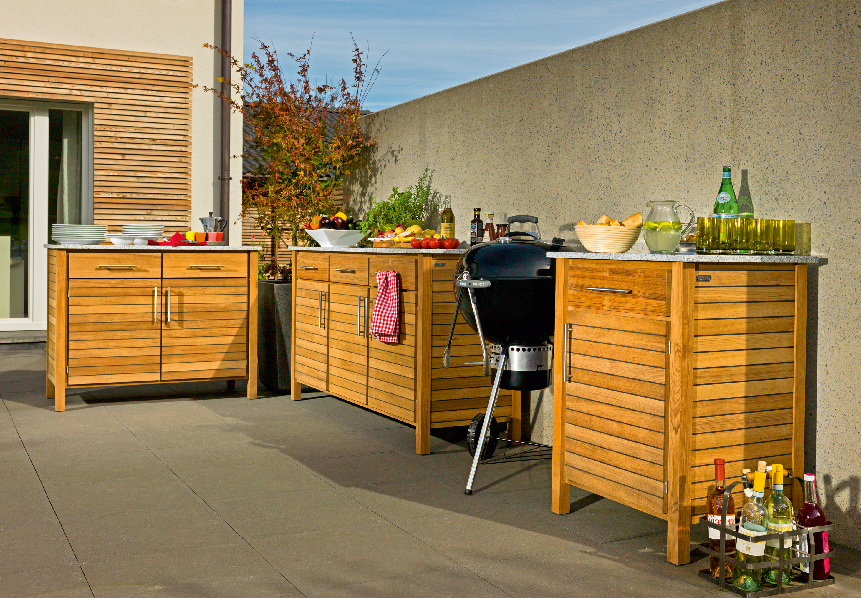 trendletter imm cologne eat out side der neue trend zum outdoor kochen. Black Bedroom Furniture Sets. Home Design Ideas