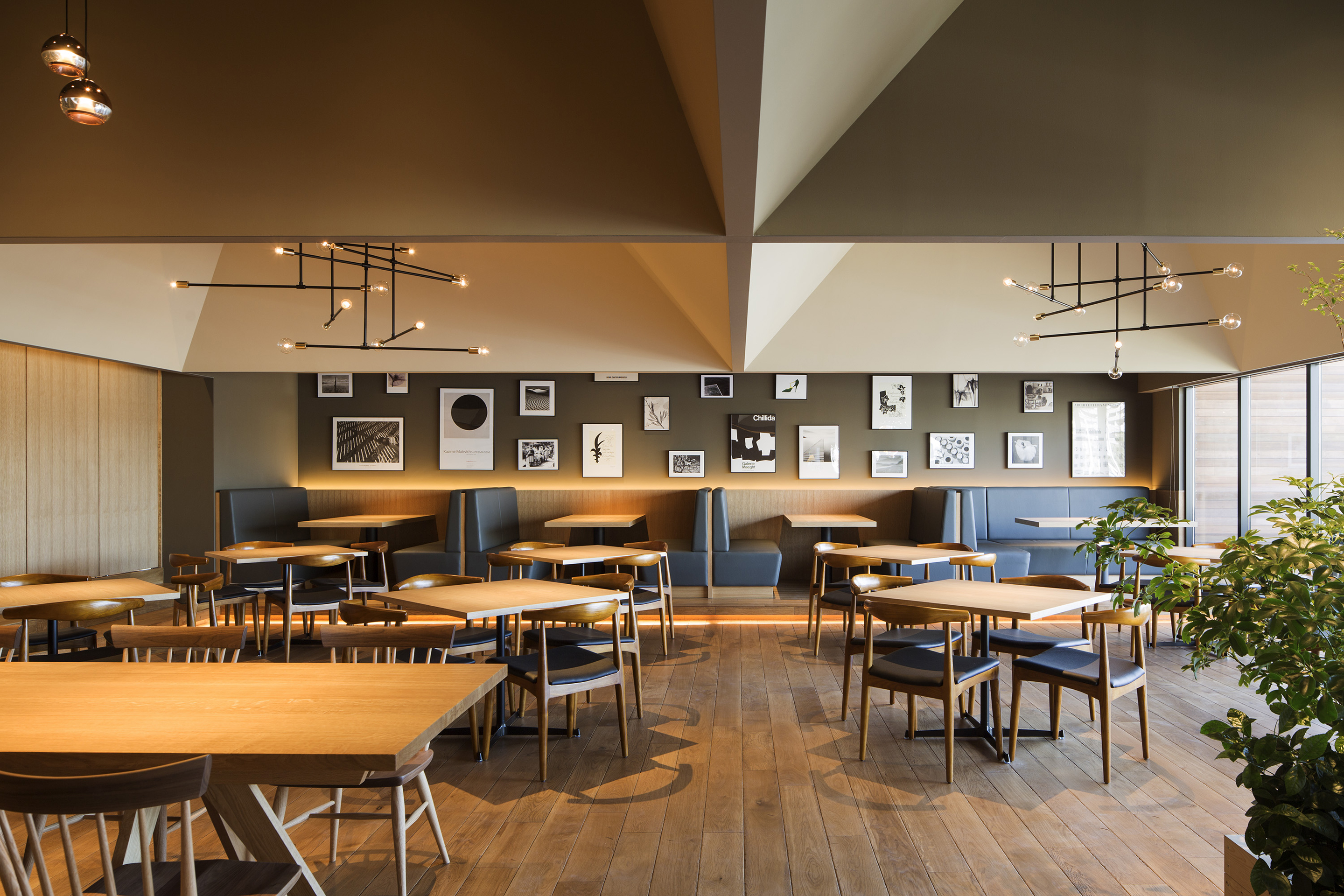 Classroom Restaurant Design ~ Trendletter imm cologne design culture and cuisine