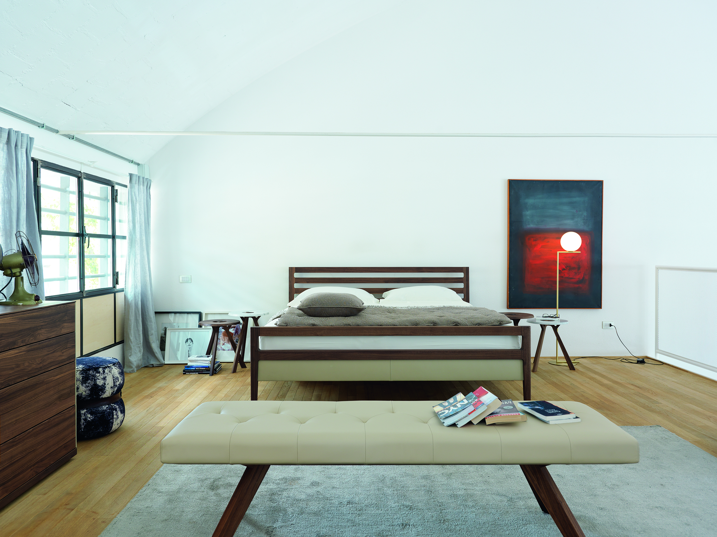 Team 7 schlafzimmer  Trendletter :: imm cologne :: Too good to sleep through