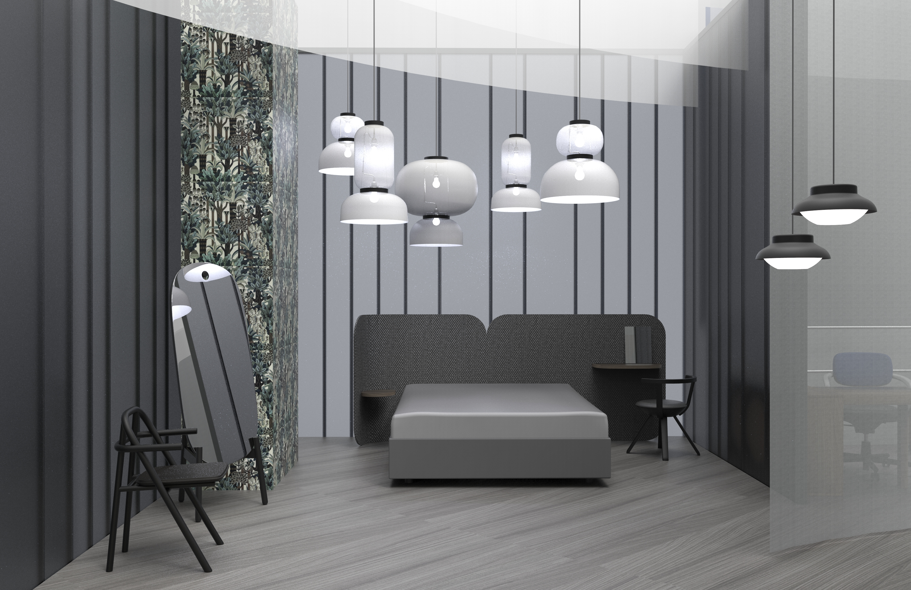 trendletter imm cologne das haus beyond the ivory tower. Black Bedroom Furniture Sets. Home Design Ideas