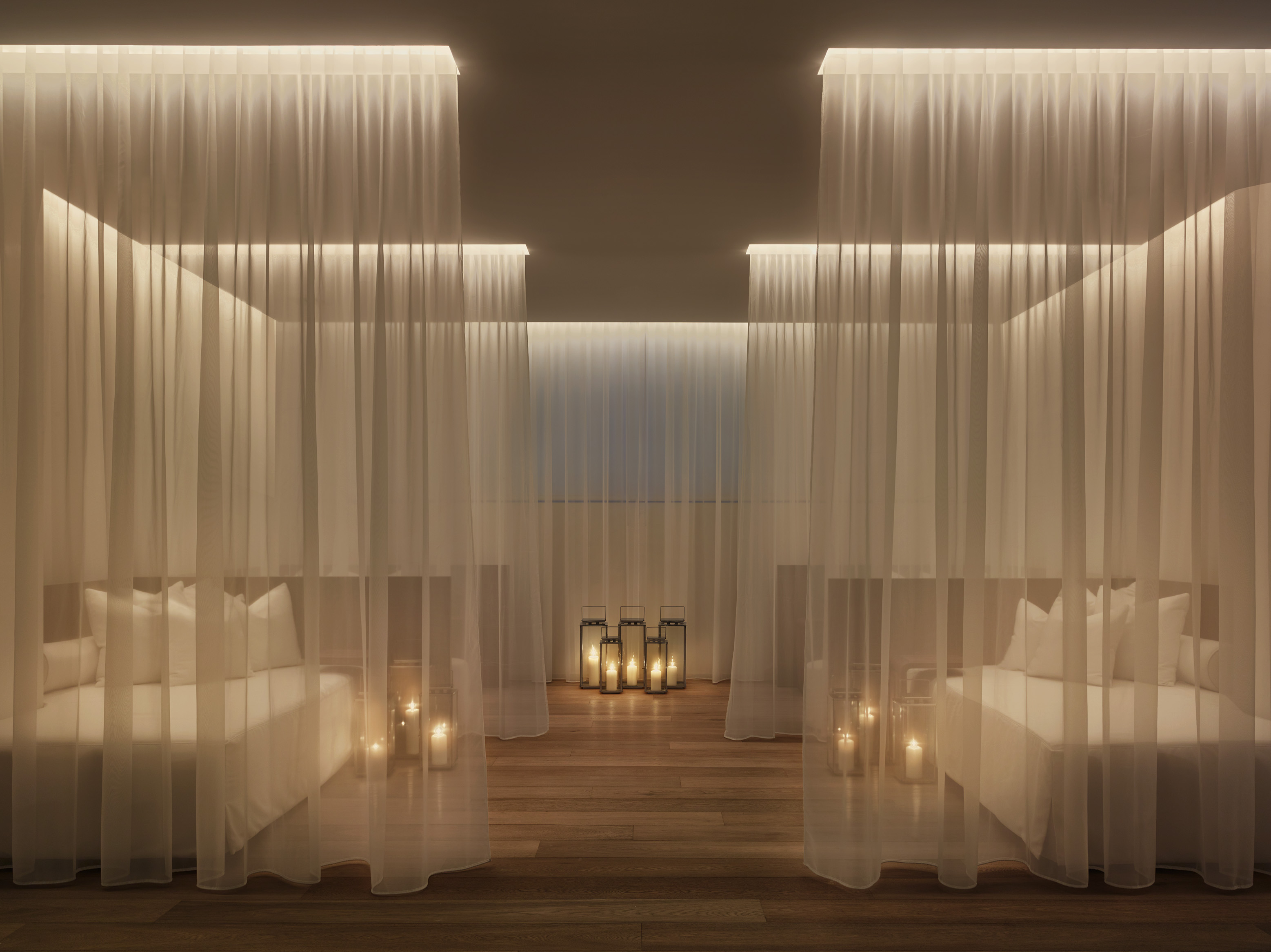 Trendletter imm cologne the world home spa and for Palanga spa design hotel 5