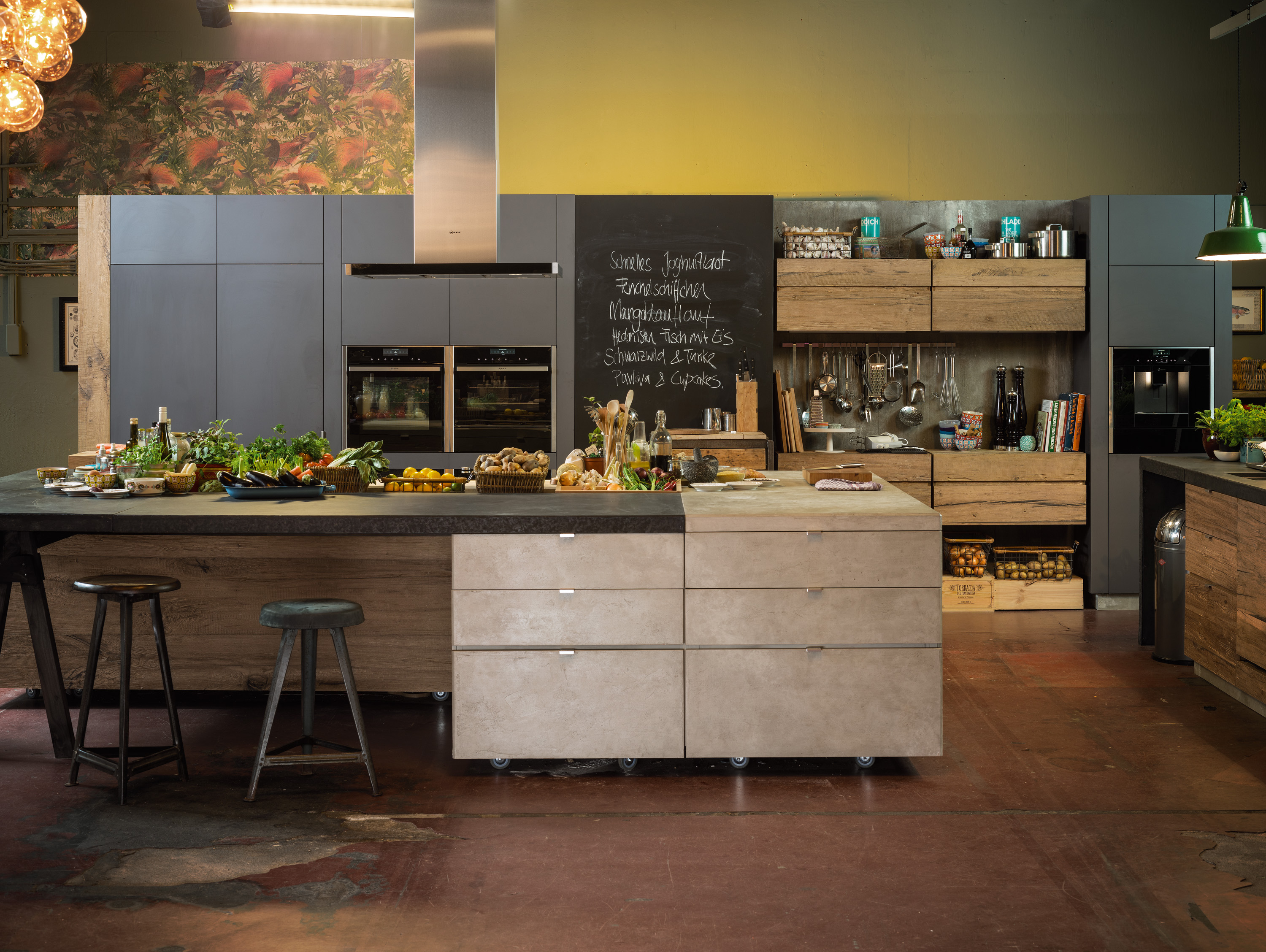 Kitchen Living: Trendletter :: Imm Cologne :: Grand Premieres Gala At