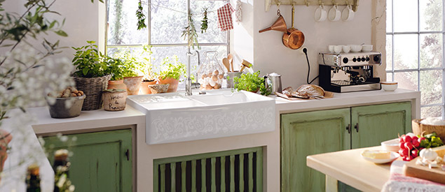 Ikea Country Style Kitchen